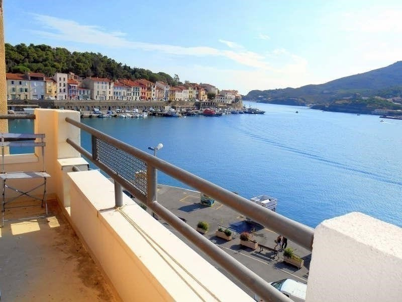 Sale apartment Port vendres 235 000€ - Picture 1