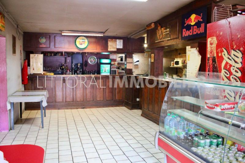 Commercial property sale shop Le tampon 130800€ - Picture 1