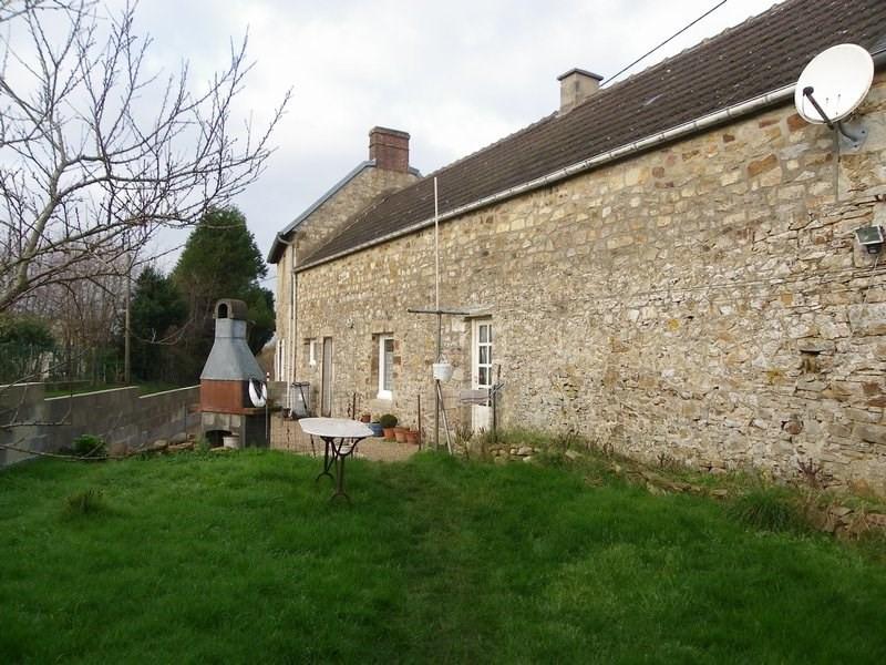 Vente maison / villa Sortosville en beaumont 128500€ - Photo 1