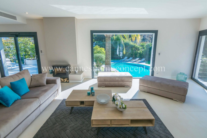 Deluxe sale house / villa Cannes 2 190 000€ - Picture 4
