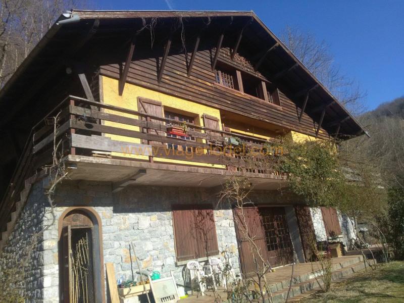 Verkauf auf rentenbasis haus Mont de galie 240000€ - Fotografie 1