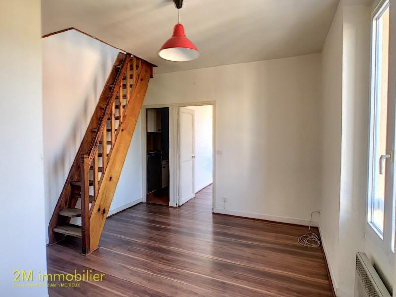 Rental apartment Melun 595€ CC - Picture 1