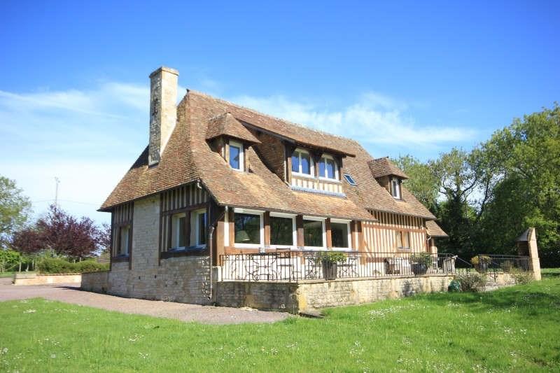 Vente de prestige maison / villa Villers sur mer 895000€ - Photo 3