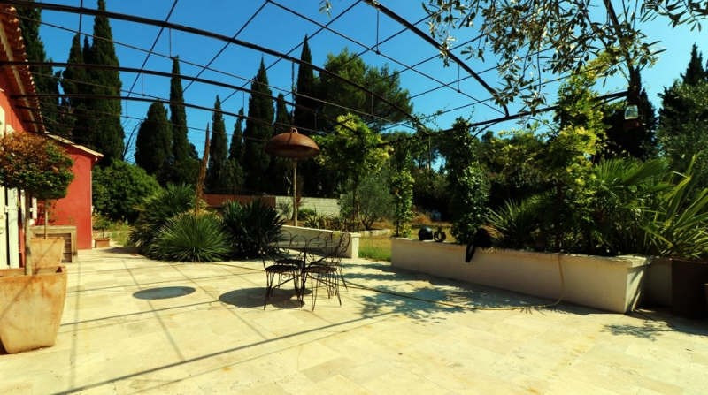 Vente maison / villa Fontvieille 472 000€ - Photo 10