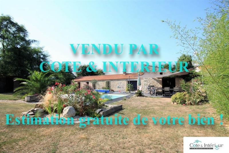 Vente maison / villa Olonne sur mer 440000€ - Photo 1