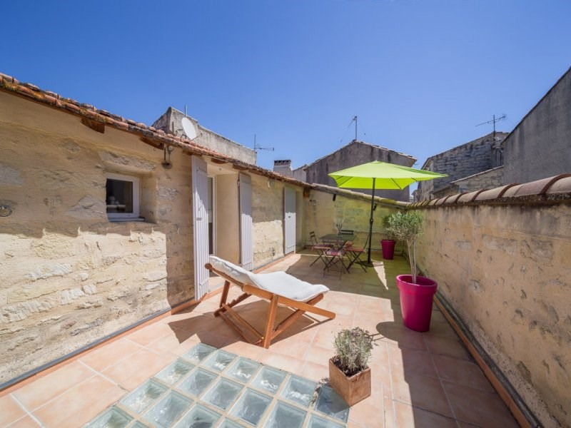 Location vacances maison / villa Barbentane 990€ - Photo 1