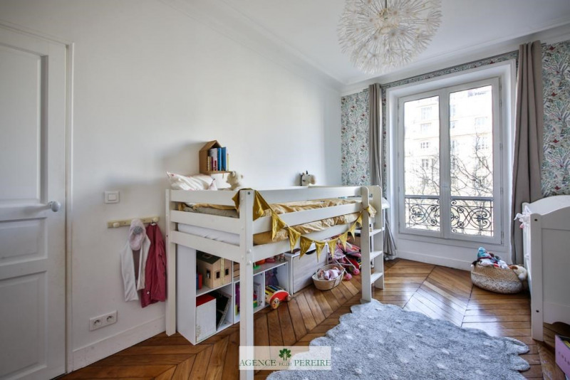 Vente de prestige appartement Paris 17ème 1065000€ - Photo 11