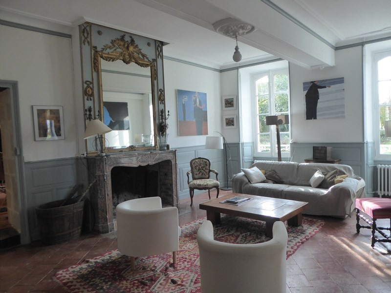 Deluxe sale house / villa Angers 25 mn sud 945 000€ - Picture 6