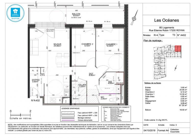 Sale apartment Royan 200000€ - Picture 4