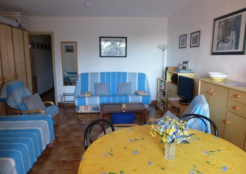 Alquiler vacaciones  apartamento Collioure 375€ - Fotografía 1