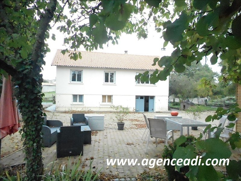 Vente maison / villa Pamproux 139 600€ - Photo 1