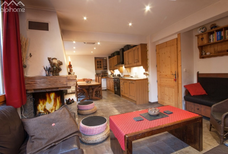Deluxe sale house / villa Saint gervais les bains 570000€ - Picture 10