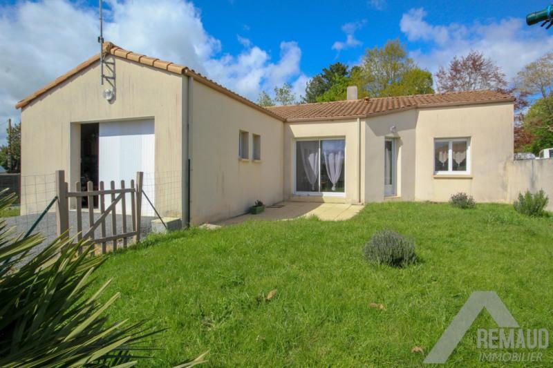 Vente maison / villa Aizenay 179540€ - Photo 1