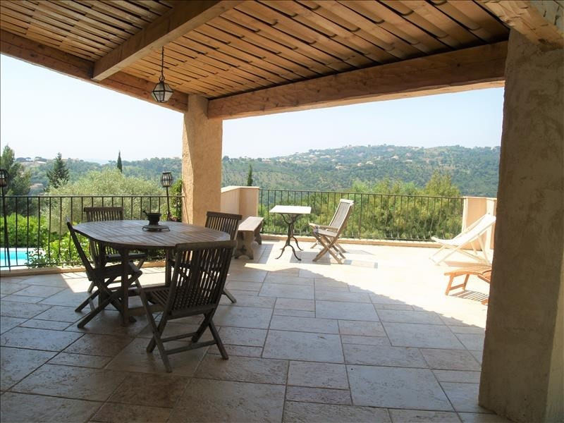 Deluxe sale house / villa Les issambres 690000€ - Picture 4