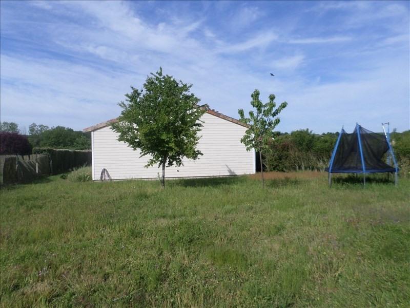 Vente maison / villa Civaux 141000€ - Photo 7