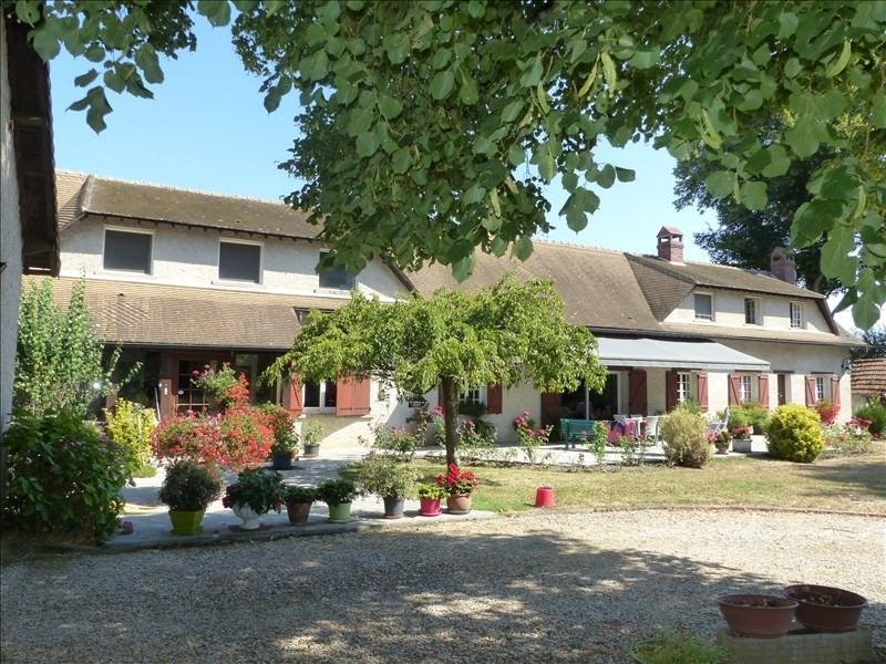 Sale house / villa Boeurs en othe 395000€ - Picture 1