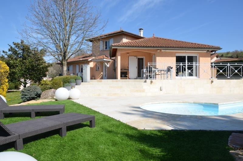Vente de prestige maison / villa St just chaleyssin 720000€ - Photo 1