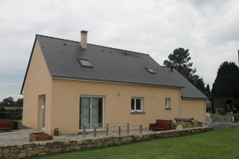 Sale house / villa Vesly 163500€ - Picture 7
