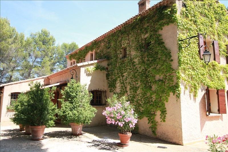 Vente de prestige maison / villa Lambesc 995000€ - Photo 2