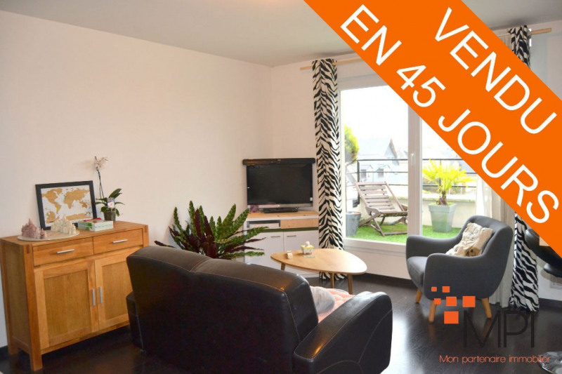 Vente appartement Mordelles 153 000€ - Photo 1