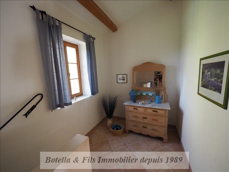 Vente de prestige maison / villa Goudargues 526000€ - Photo 7