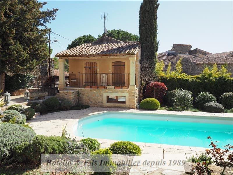 Verkoop van prestige  huis Uzes 745000€ - Foto 2