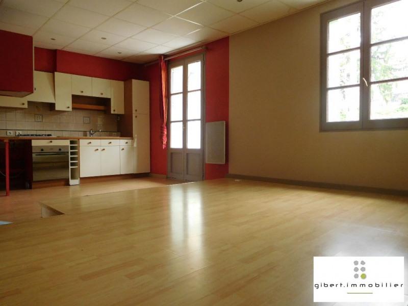 Rental apartment Le puy en velay 485€ CC - Picture 1