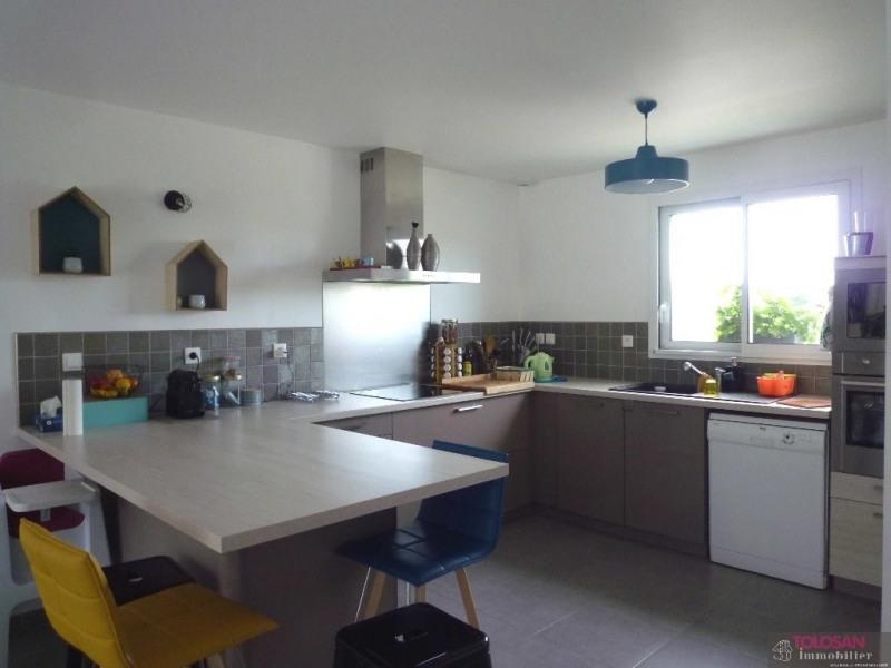 Vente maison / villa Villefranche de lauragais 228000€ - Photo 2