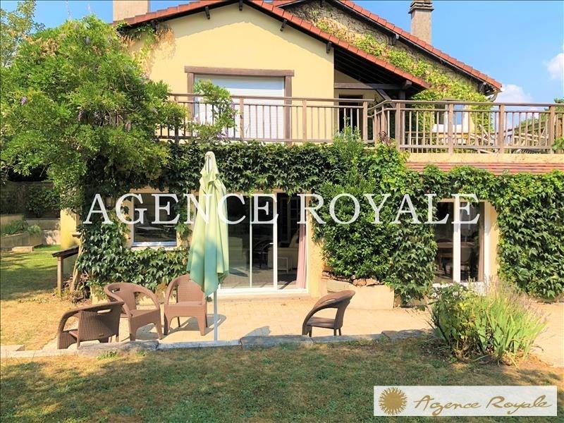Vente de prestige maison / villa Fourqueux 1350000€ - Photo 1