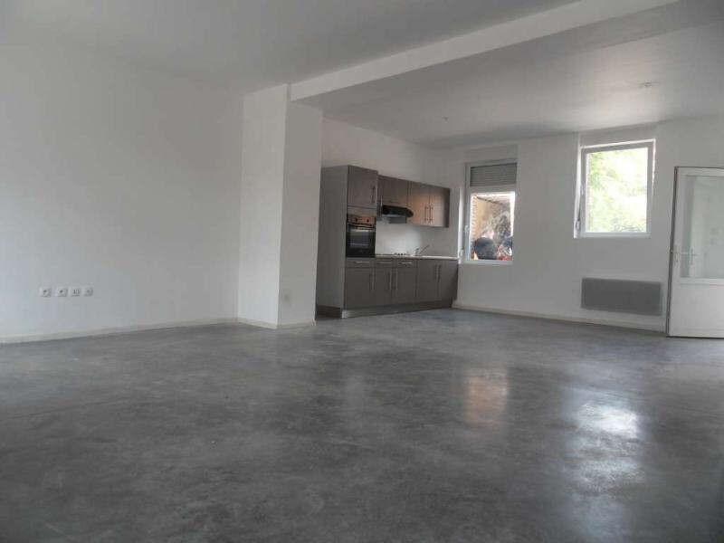 Rental house / villa Avesnes sur helpe 600€ CC - Picture 1