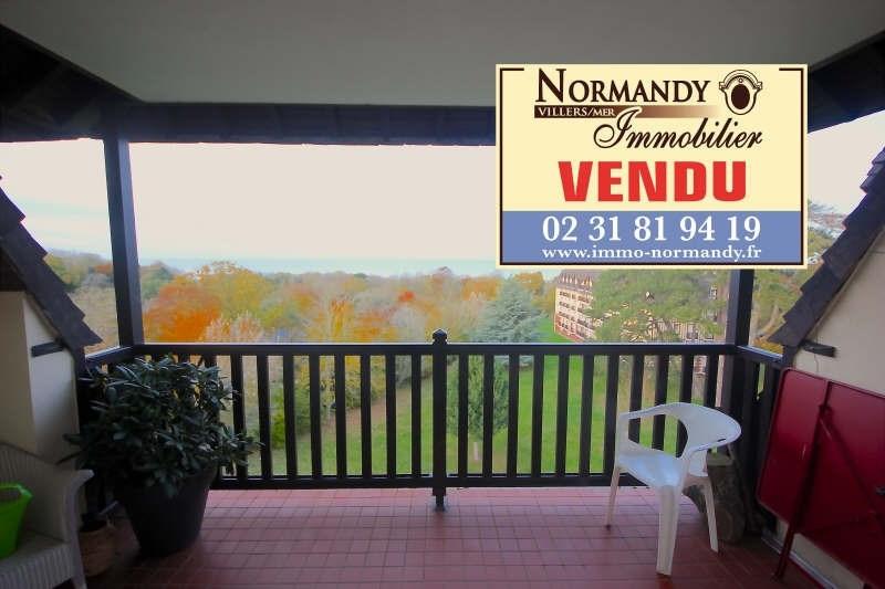 Vente appartement Villers sur mer 369000€ - Photo 1