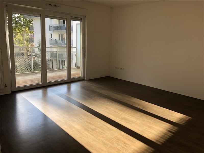 Rental apartment Strasbourg 771€ CC - Picture 1