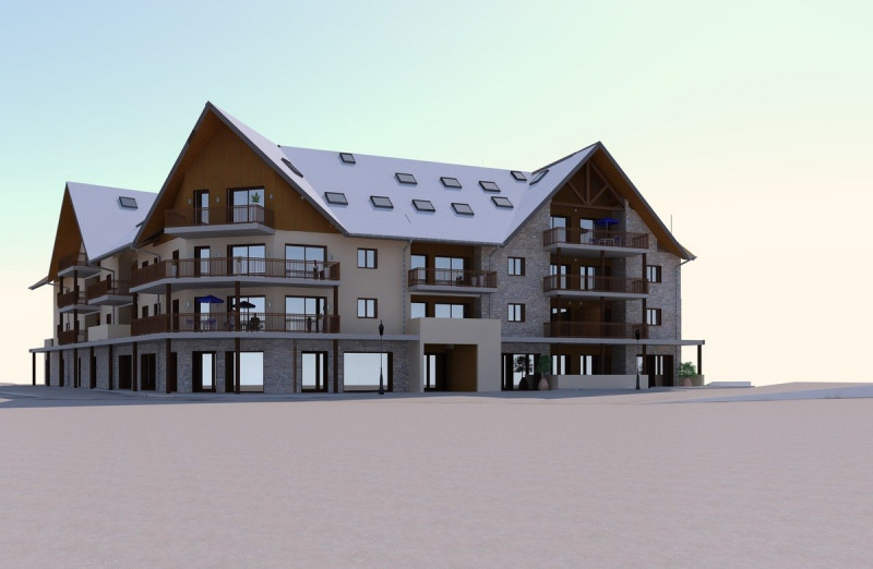 Sale apartment Saint-lary-soulan 201 362€ - Picture 3