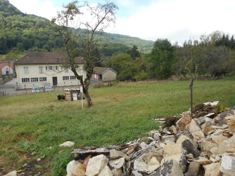Vente terrain Conliège 40 000€ - Photo 1