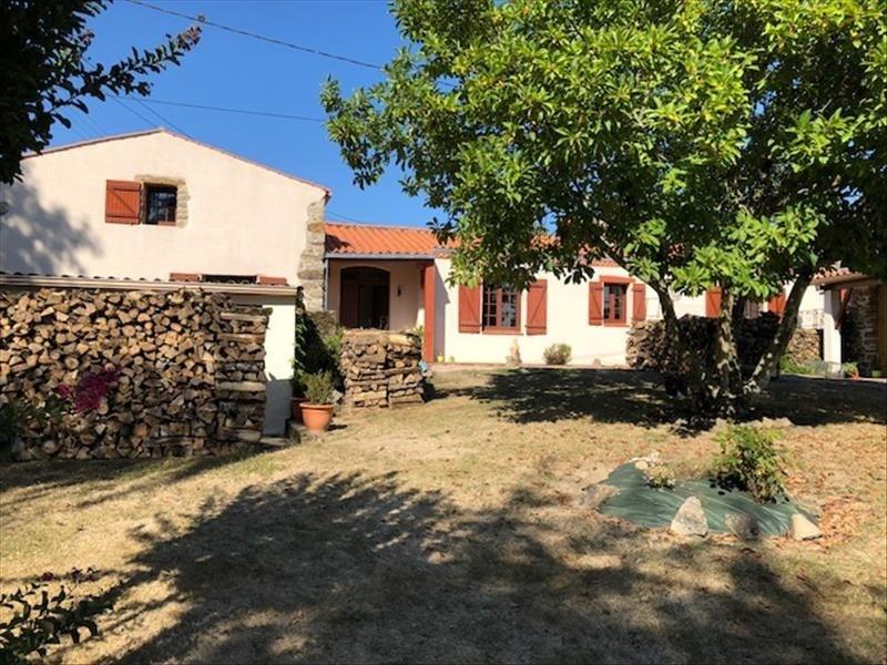 Vente maison / villa Beaulieu sous la roche 243000€ -  1