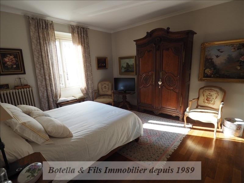 Verkauf von luxusobjekt haus Bagnols sur ceze 580000€ - Fotografie 12