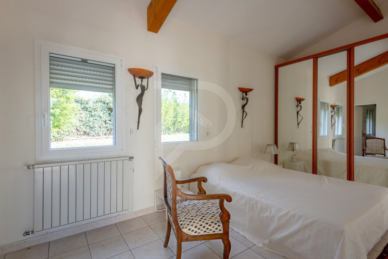 Vente maison / villa Morieres les avignon 514000€ - Photo 11