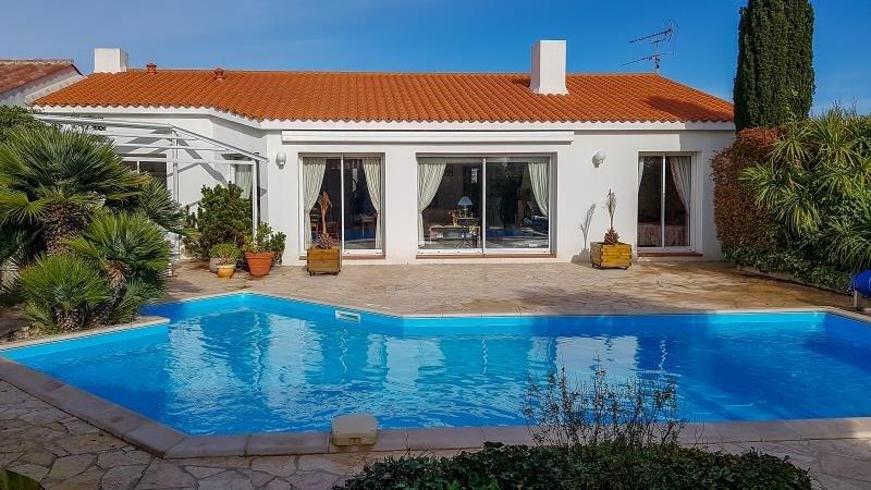 Vente maison / villa Chateau d'olonne 397100€ - Photo 1