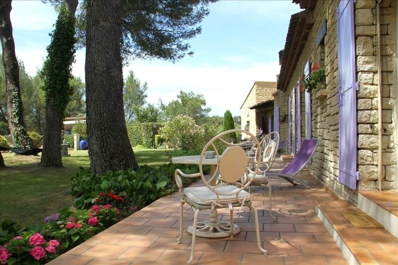 Deluxe sale house / villa Grans 990000€ - Picture 4