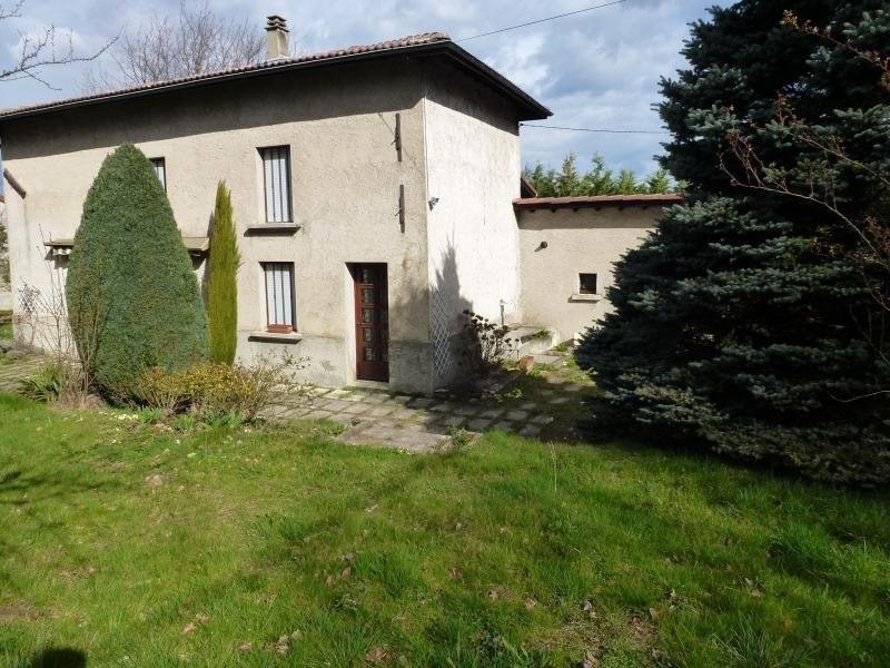 Vente maison / villa St clair sur galaure 169000€ - Photo 1