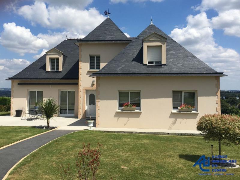 Vente maison / villa Cleguerec 450000€ - Photo 1