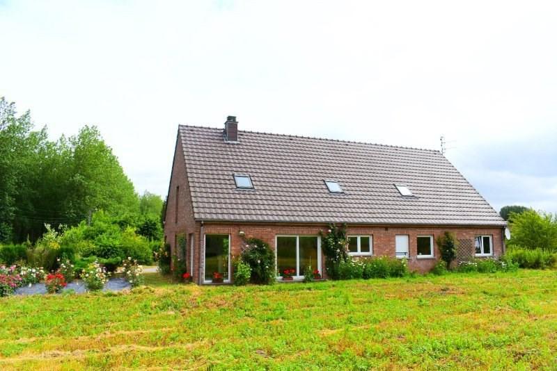 Vente maison / villa Lillers 313500€ - Photo 1