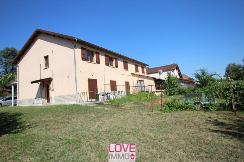 Vente de prestige maison / villa Les avenieres 630000€ - Photo 1