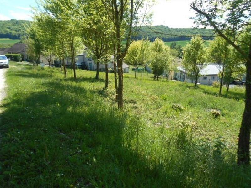 Vente terrain Villeneuve sur bellot 39000€ - Photo 2