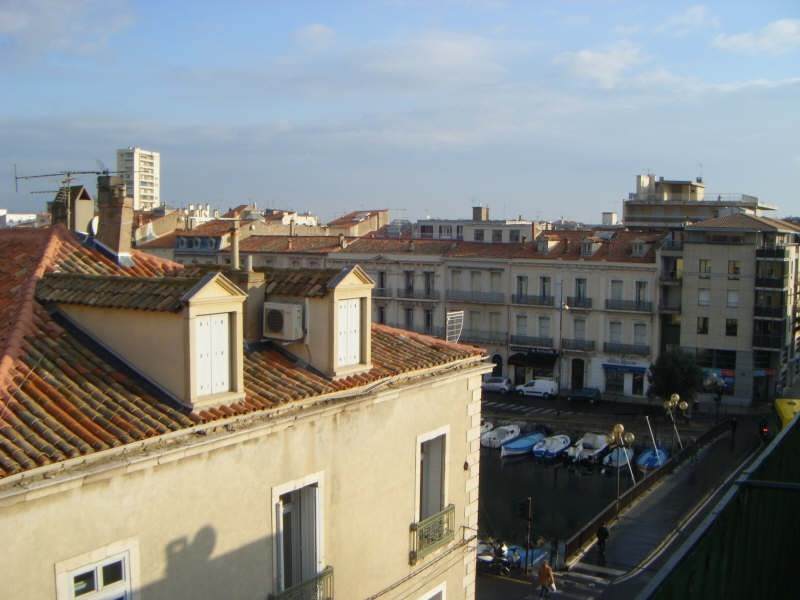 Vente appartement Sete 117 000€ - Photo 1