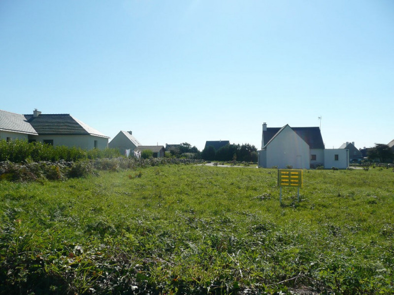 Sale site Plouhinec 33 500€ - Picture 1