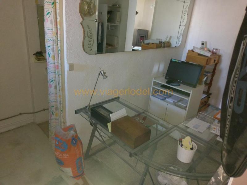 Lijfrente  appartement Vailhauquès 55000€ - Foto 4