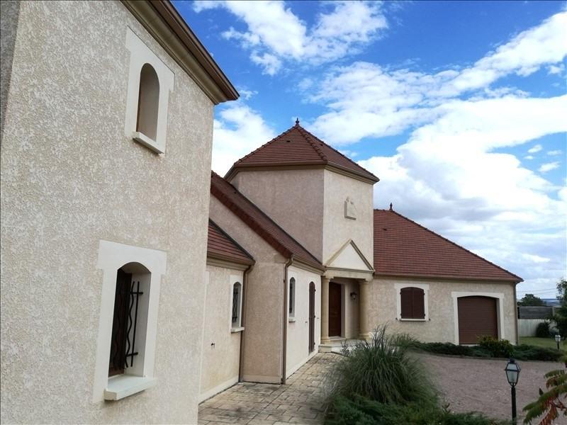 Vente maison / villa Venoy 399500€ - Photo 2