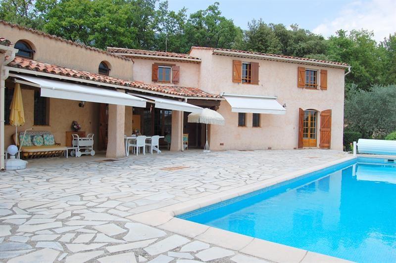 Deluxe sale house / villa Seillans 1060000€ - Picture 1