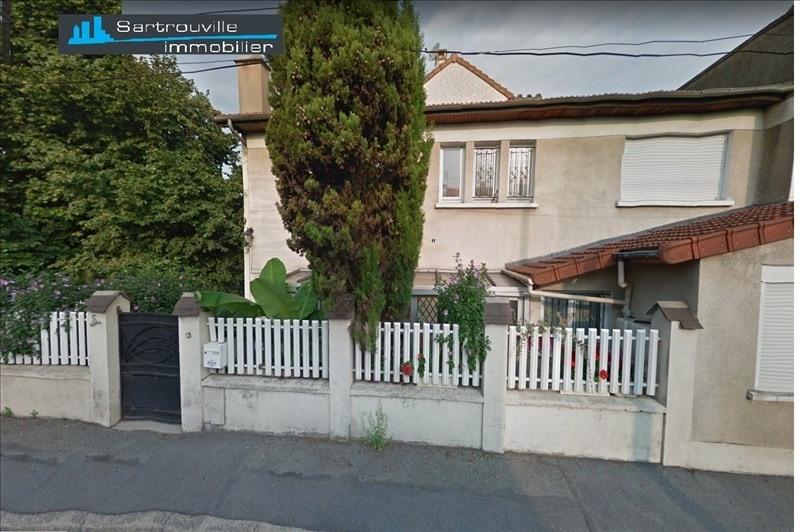 Sale house / villa Sartrouville 313000€ - Picture 1